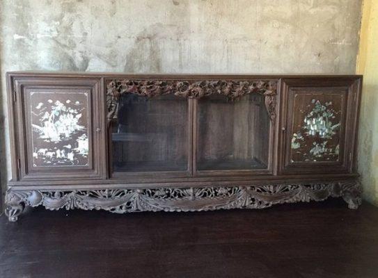 Mua tủ chè cũ giá cao tại Hà Nội 2