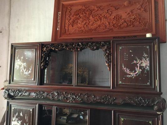 Báo giá thu mua đồ gỗ cũ Huyện Thường Tín 4