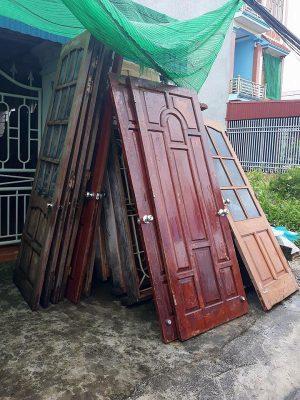 Thu mua cửa gỗ cũ thanh lý – địa chỉ thu mua cửa gỗ cũ tin cậy tại Hà Nội